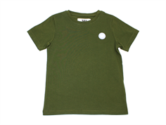 Wood Wood t-shirt Ola army green